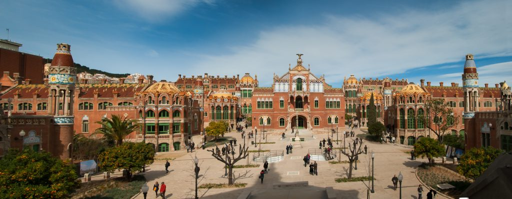 Antiguo Hospital Sant Pau