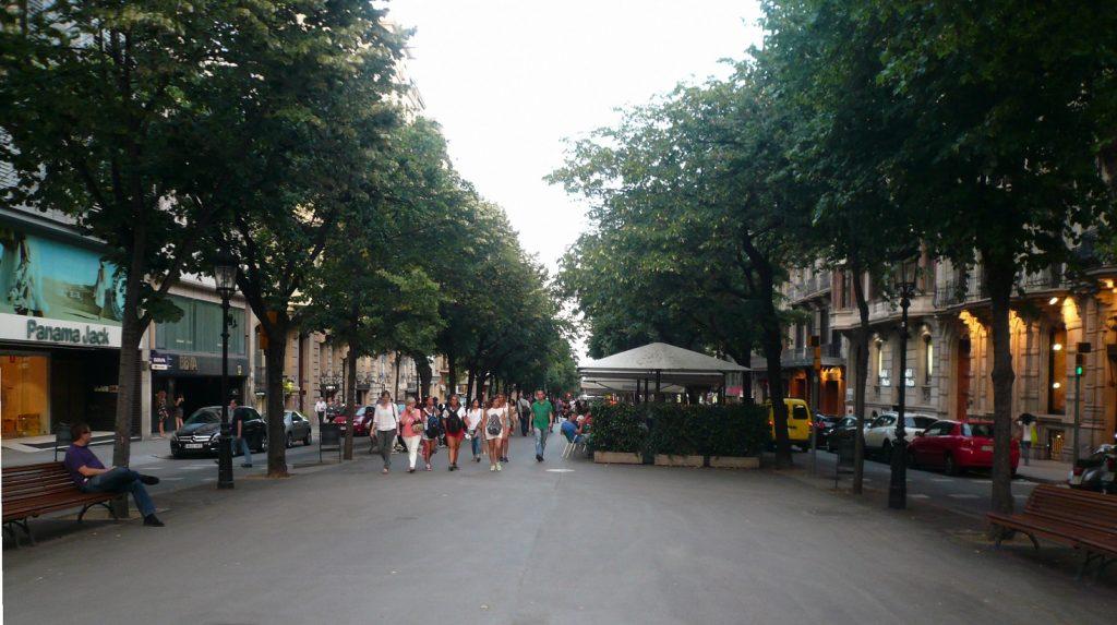 HCC Regente Rambla de Catalunya