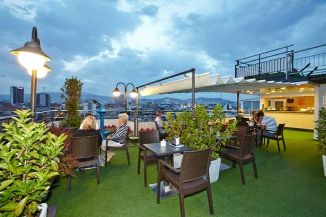 Las mejores terrazas de barcelona - Terrazas de barcelona ...