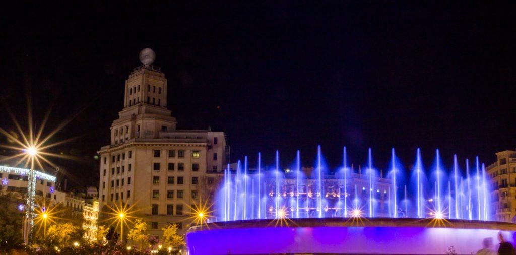 Visitas nocturnas en Barcelona