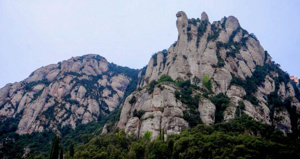 monserrat montaña