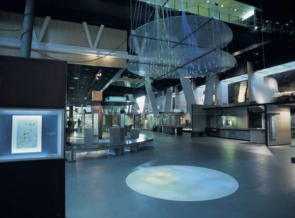 museo Cosmocaixa Barcelona