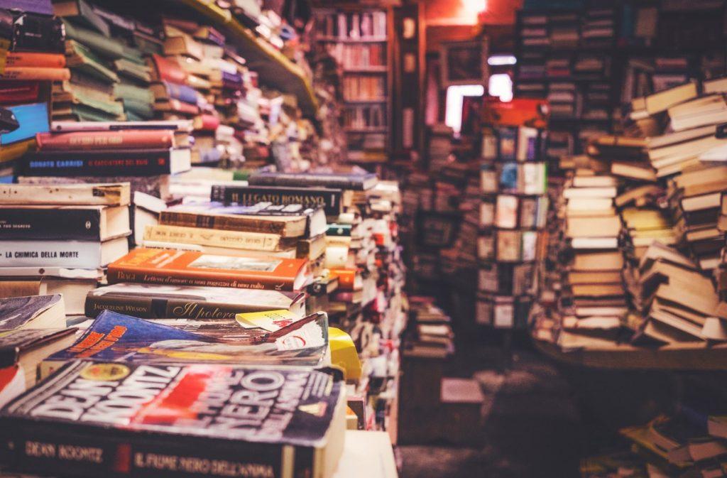 noche de las librerías de Barcelona