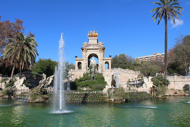 Parque Ciutadella Barcelona