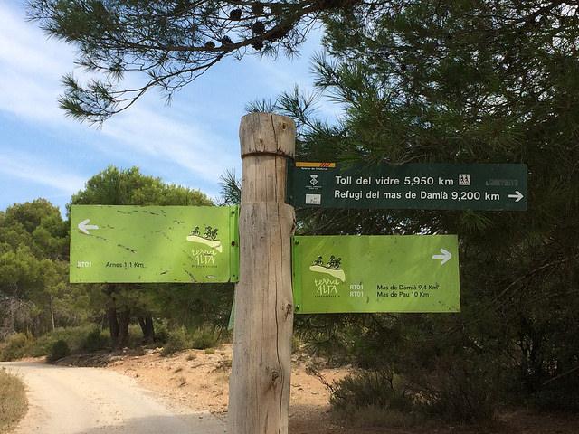 Rutas BTT Delta del Ebro
