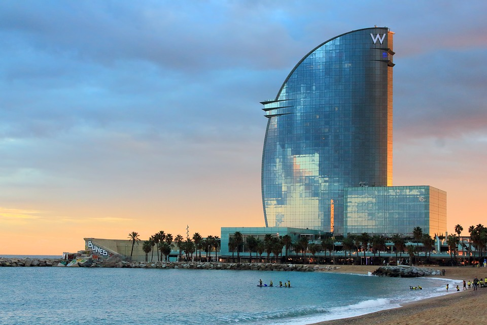 viaje a Barcelona
