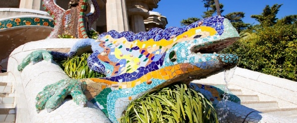 Parq Guell  - hcc Hotels