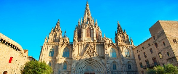 Catedral, Barcelona - hcc Hotels