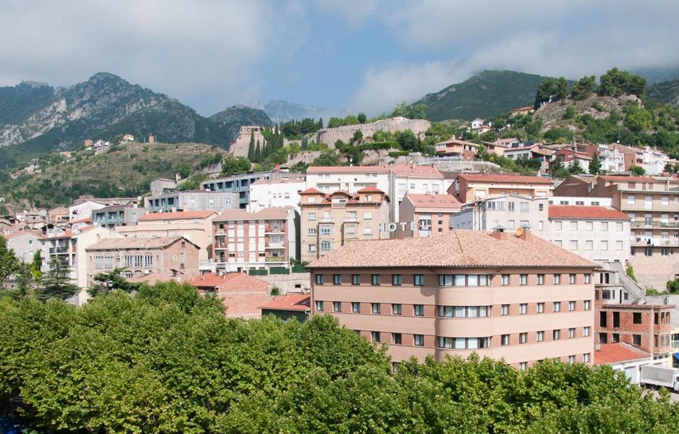 Ciutat de Berga - hcc Hotels
