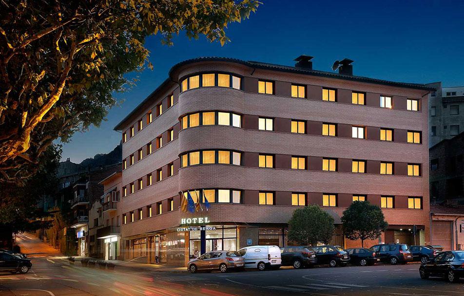 Hotel hcc ciutat de berga web oficial - Ciudad de berga ...