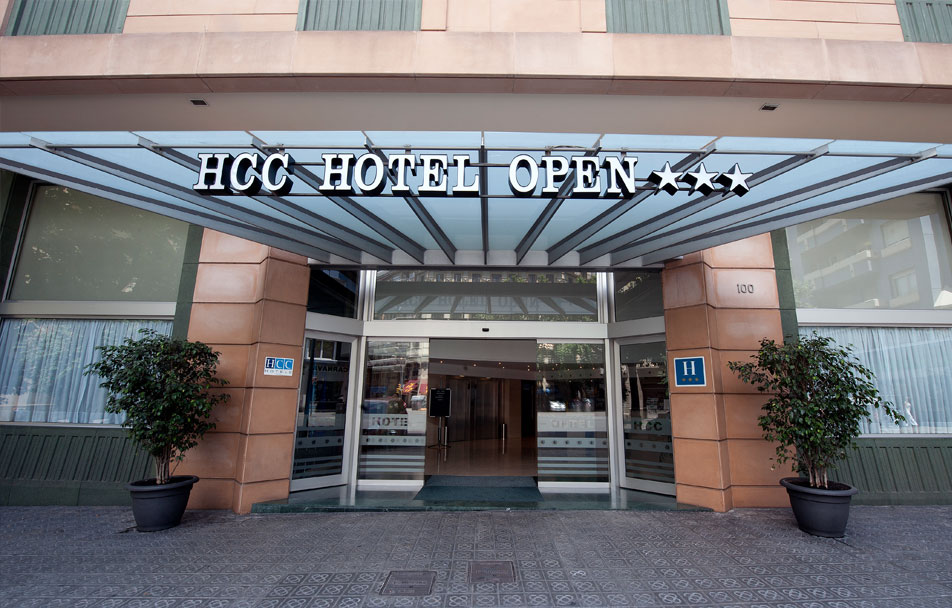 Hcc Hotel Barcelone